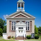 Cobblestone Church Alton, NY by wolftinz