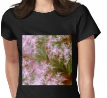 Spring Blossom Womens Fitted T-Shirt