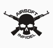 Airsoft Infidel Ladies T-Shirt