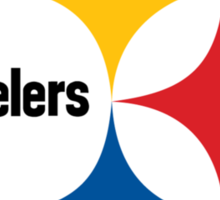 pittsburgh steelers logo 4 Sticker