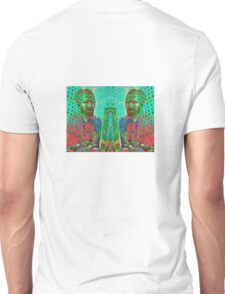 VINCENT AND HIS BRUSHES Unisex T-Shirt