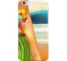 Hawaiiana iPhone Case/Skin