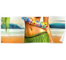 Hawaiiana Poster