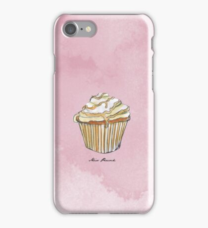 Feather Cupcake iPhone Case/Skin