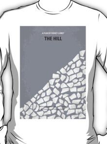 No091 My The Hill minimal movie poster T-Shirt