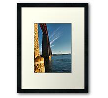 Sturdy Framed Print