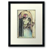 Ghost Girl ( 1994 ) Framed Print
