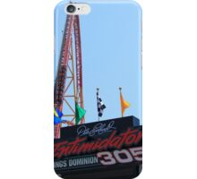 Intimidator, Carowinds iPhone Case/Skin