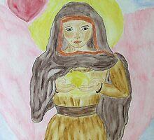 Mary  by TriciaDanby