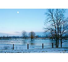 Spring Thaw Photographic Print