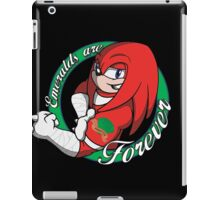 Emeralds are Forever iPad Case/Skin
