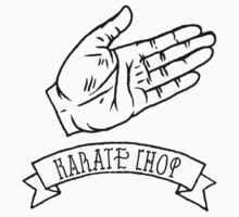 Karate One Piece - Long Sleeve
