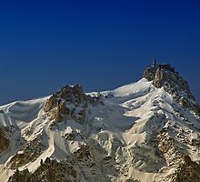 Aiguille du Midi by Xandru