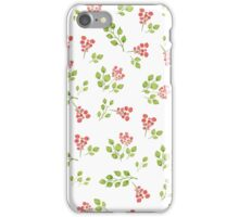 Spring flora iPhone Case/Skin