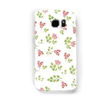 Spring flora Samsung Galaxy Case/Skin