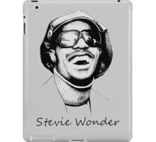 Stevie Wonder iPad Case/Skin