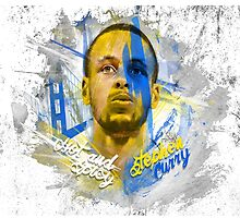 Stephen Curry by Enriic7