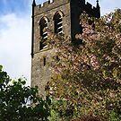 MacIntosh Church,Fort William. by John Cameron