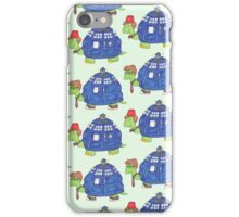 The 10th and 11th Tardoises iPhone Case/Skin