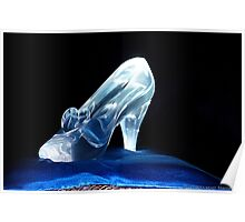 Cinderella's Glass Slipper Poster