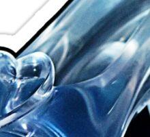 Cinderella's Glass Slipper Sticker