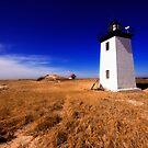 Long Point Light Cape Cod by Artist Dapixara
