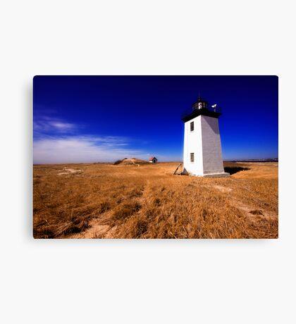 Long Point Light Cape Cod Canvas Print