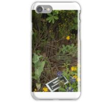 Assorted Flowers iPhone Case/Skin