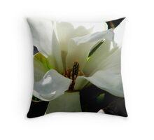 Magnolia. Throw Pillow