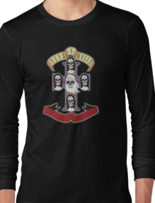 Nuns N Moses | Guns n Roses Long Sleeve T-Shirt