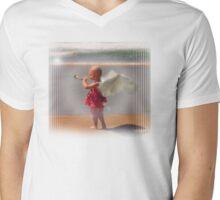 Angel Of The Shores series 10 Mens V-Neck T-Shirt