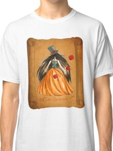 Who is the Mad Hatter ? Snow White  Classic T-Shirt