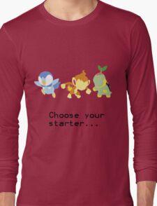 4th Gen Starters Long Sleeve T-Shirt