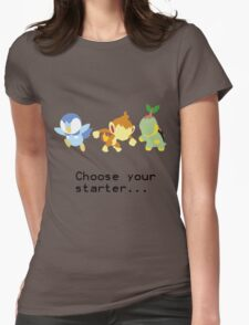 4th Gen Starters Womens Fitted T-Shirt