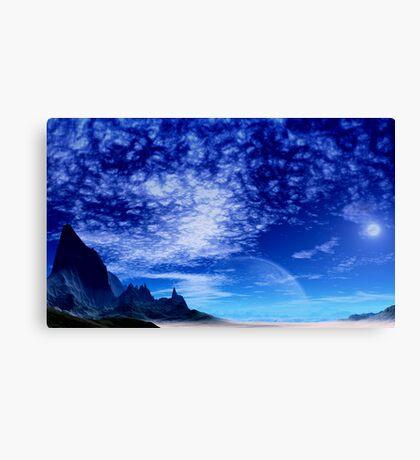 Desolation Peak Canvas Print