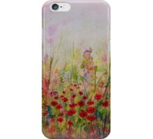 Meadow iPhone Case/Skin