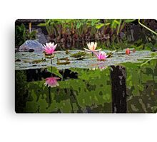 ~tranquil~ Canvas Print