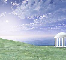 A Glimpse of Heaven by Ellen McDonough