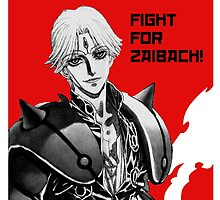 FIGHT FOR ZAIBACH! by omondieu