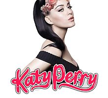 KATY PERRY W/ FLOWER CROWN by katkouture