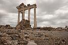 Temple of Apollo by Brendan Schoon