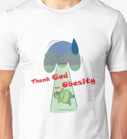 Obesity Unisex T-Shirt