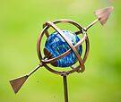 Cupid's Arrow in my World of Love by DonDavisUK