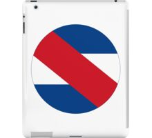 Uruguayan Air Force - Roundel iPad Case/Skin