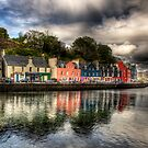 Tobermory Bay by Dave Warren