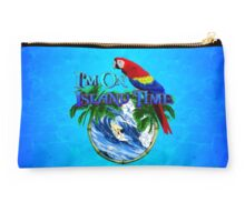 Island Time Surfing Studio Pouch