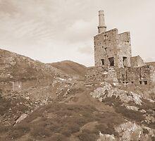 Allihies mines by John Quinn