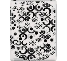 Big (Op-art) Bang! iPad Case/Skin