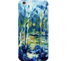North Shore National Park 1.0 iPhone Case/Skin
