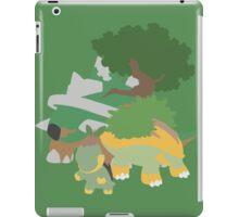 Turtwig Evolution iPad Case/Skin